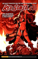Red Sonja #53 ad