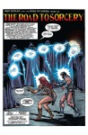 Classic Red Sonja Re-Mastered #3 Page 1