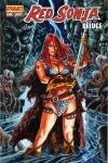 Red Sonja: Deluge Dan Brereton cover