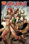 Red Sonja #51 Walter Geovani cover