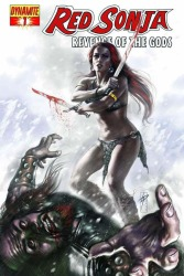 Red Sonja: Revenge of the Gods #1