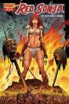 Red Sonja #53 Walter Geovani cover