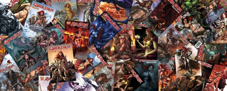 The Top 10 Red Sonja Covers of 2010