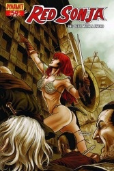 Red Sonja #59 Fabiano Neves cover