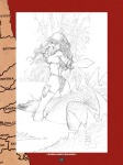 The Art of Red Sonja Page 9