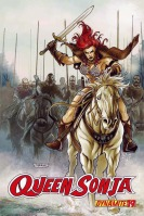 Queen Sonja #19 Fabiano Neves cover