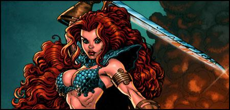 Red Sonja returns