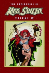 The Adventures of Red Sonja Vol. 4