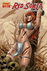Red Sonja #43