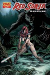 Red Sonja #43 Jackson Herbert cover