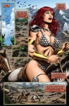 Red Sonja #47 Page 1