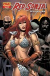 Red Sonja #47 Fabiano Neves cover