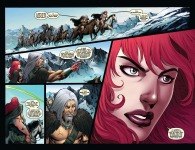 Red Sonja #48 Page 4-5