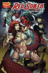 Red Sonja #48 Adriano Batista cover