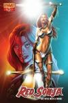 Red Sonja #48 Mel Rubi cover