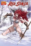 Red Sonja #49 Fabiano Neves cover