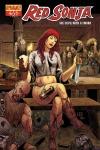 Red Sonja #55 Walter Geovani cover