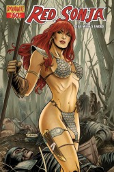 Red Sonja #60 Fabiano Neves cover