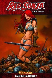 Red Sonja Volume 2 Omnibus