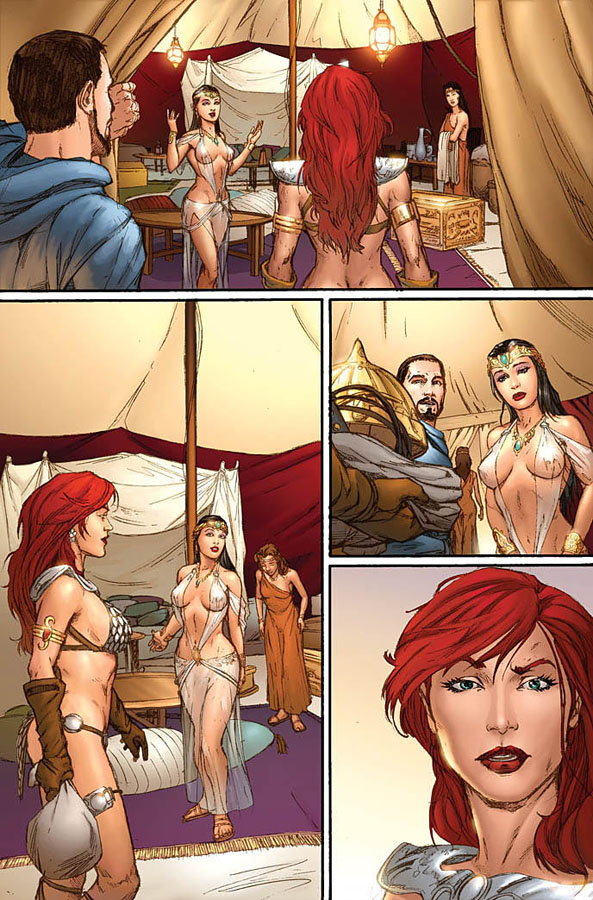 порно комиксы с рыжими № 313038  скачать