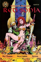 Red Sonja: A Death in Scarlet