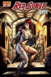 Red Sonja: Blue Walter Geovani cover