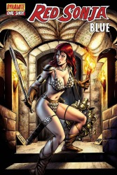 Red Sonja: Blue One Shot Walter Geovani cover
