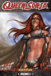 Queen Sonja Vol. 2: The Red Queen TPB