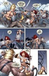 Red Sonja: Break the Skin Page 1