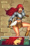 Red Sonja #56 Page 1