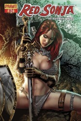 Red Sonja #61 Wagner Reis cover