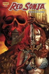 Red Sonja #62 Wagner Reis cover