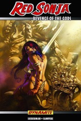 Red Sonja: Revenge of the Gods TPB