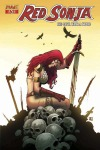 Red Sonja #63 Walter Geovani cover