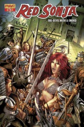 Red Sonja #63 Wagner Reis cover