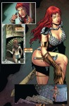Red Sonja: Blue Page 3