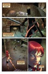 Red Sonja: Blue Page 4