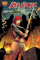 Red Sonja #57 Walter Geovani cover
