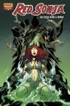 Red Sonja #64 Walter Geovani cover