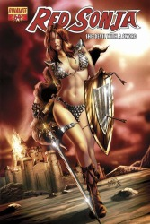 Red Sonja #64 Wagner Reis cover