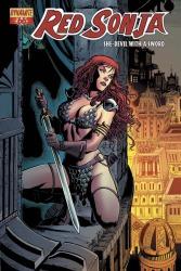 Red Sonja #66 Walter Geovani cover