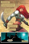 Red Sonja #58 Page 1