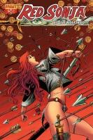 Red Sonja #58 Walter Geovani cover
