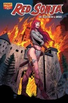 Red Sonja #59 Walter Geovani cover