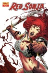 Red Sonja #60 Walter Geovani cover