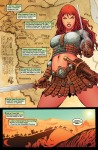 Red Sonja #61 Page 1