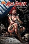 Red Sonja #61 Walter Geovani cover