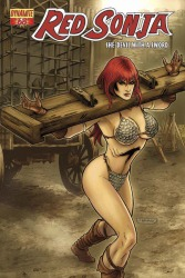 Red Sonja #68 Fabiano Neves cover