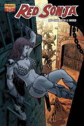 Red Sonja #68 Walter Geovani cover