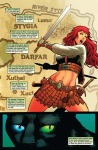 Red Sonja #62 Page 1